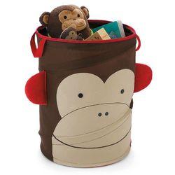Kosz na zabawki ZOO Skip Hop małpka - produkt z kategorii- Pojemniki na zabawki