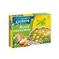 Prymat Kostka rosołowa rosół warzywny kucharek 60 g