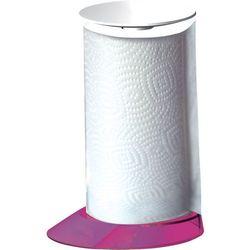 - glamour - stojak na ręczniki papierowe - fioletowy marki Casa bugatti