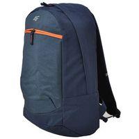 Plecak sportowy pcu001  - niebieski - niebieski marki 4f