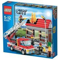 Lego CITY Alarm pożarowy 60003