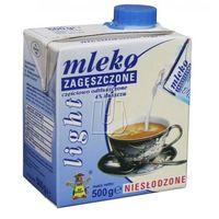 Mleko zagęszczone gostyń light 4% 500g marki Sm gostyń