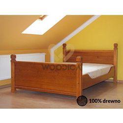 Łóżko retro 100x200 marki Woodica