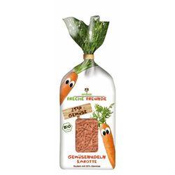 208erdbar Makaron warzywny z marchwią 300g eko erdbar dla dzieci