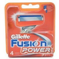 fusion power zapasowe ostrza (spare blades) 4 szt. marki Gillette
