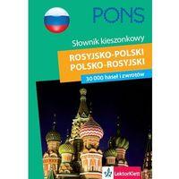 Słownik Kieszonkowy rosyjsko-polski polsko-rosyjski, PONS