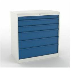 Malow Szafka warsztatowa szw 302 na narzędzia 6 szuflad na klucz