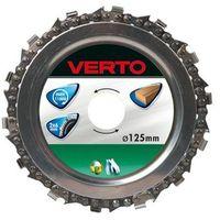 Tarcza do cięcia VERTO 61H199 230 x 22.2 mm łańcuchowa + DARMOWY TRANSPORT! (5902062611994)