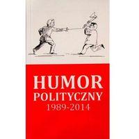 Humor polityczny 1989-2014, książka w oprawie broszurowej