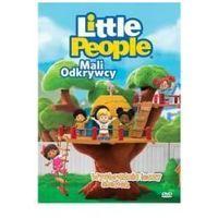 Little People. Mali Odkrywcy DVD