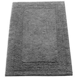 Dywanik łazienkowy  100 x 60 cm antracytowy marki Cawo