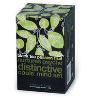 Vintage teas Czarna herbata  z aromatem marakui - 30x1,5g