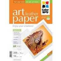 ARSEJ Papier Fotograficzny ColorWay Błyszczący Skóra
