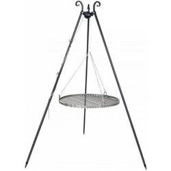 Grill ogrodowy FARMCOOK Ruszt Stal nierdzewna 70 cm + Palenisko PAN 39 80 cm