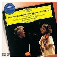 Mozart: Violin Concertos No. 3 & No. 5 - Berliner Philharmoniker, Anne Sophie Mutter