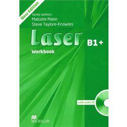 Laser B1+, Third Edition, Workbook (zeszyt ćwiczeń) without Key with Audio CD (ilość stron 127)