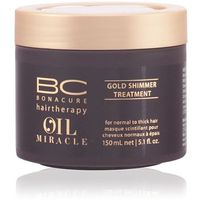 bc oil miracle gold shimmer treatment thick hair 150ml w odżywka do włosów marki Schwarzkopf