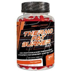 TREC Thermo Fat Burner Max 1000mg 120 Tabletek z kategorii Redukcja tkanki tłuszczowej