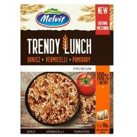 Melvit  4x100g trendy lunch orkisz vermicelli pomidory