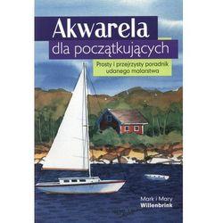 Akwarela dla początkujących, książka w oprawie miękkej