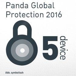 Panda  global protection 2016 multi device pl esd 5 urządzeń