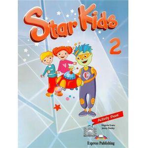 Star Kids 2 Activity Book, oprawa broszurowa