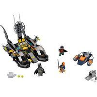 Lego SUPER HEROES Batboat pościg w porcie 76034