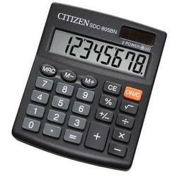Kalkulator sdc 805bn marki Citizen