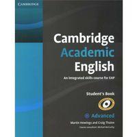 Cambridge Academic English C1 Advanced Student's Book (podręcznik) (176 str.)