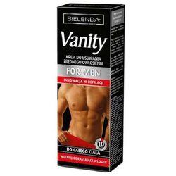 BIELENDA VANITY FOR MEN KREM DO DEPILACJI CIAŁA z kategorii Kremy do depilacji