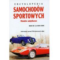 Encyklopedia samochodów sportowych. Modele zabytkowe, oprawa twarda