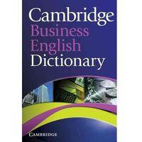 Cambridge Business English Dictionary - Praca zbiorowa