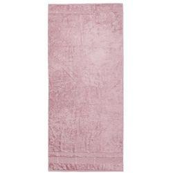 Night in colours Bade home ręcznik kąpielowy bamboo różowy, 70 x 140 cm, kategoria: ręczniki