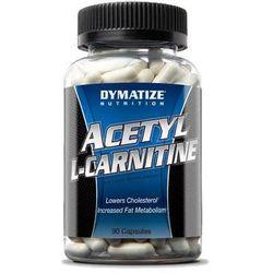 DYMATIZE L-Carnitine Acetyl - 90kaps. (redukcja tłuszczu)
