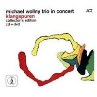 Michael Wollny Trio in Concert - Klangspuren, 1 Audio-CD + 1 DVD (Collector's Edition)