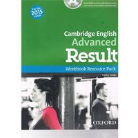 Cambridge English: Advanced Result: Workbook Resource Pack Without Key (9780194512350)