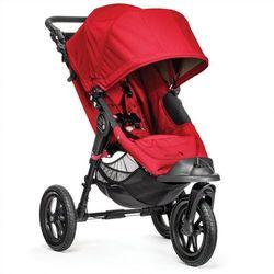 Wózek BABY JOGGER City Elite Single Red + DARMOWY TRANSPORT! z kategorii wózki wielofunkcyjne