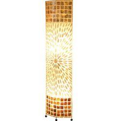 Globo Lampa podłogowa bali 2x60w e27 brąz 25826
