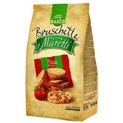 BRUSCHETTE MARETTI 70g Chrupki chlebowe pizza | DARMOWA DOSTAWA OD 200 ZŁ