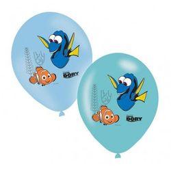 Balony urodzinowe gdzie jest dory - 27 cm - 6 szt marki Amscan