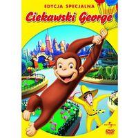 Ciekawski George (edycja specjalna)(DVD) - Matthew O'Callaghan (5900058124299)