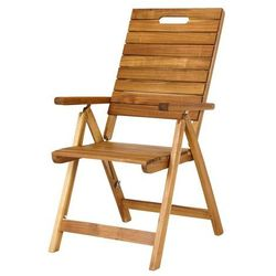 Fotel Blooma Denia 5-pozycyjny 55 2 x 70 x 108 cm (3663602935988)