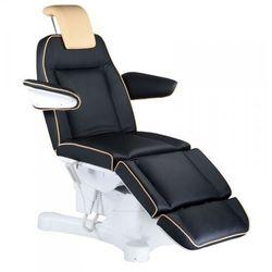 Elektryczny Fotel Kosmetyczny Napoli Czarny z kategorii Urządzenia i akcesoria kosmetyczne