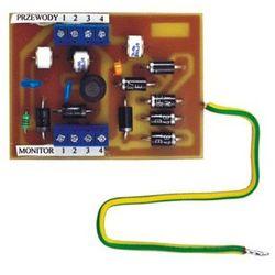 Moduł COMMAX MD-ZM12 zabezpieczenia przeciwprzepięciowego monitora, MD-ZM12