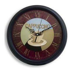 Zegar ścienny JOWISZ cappuccino, ATE2503B