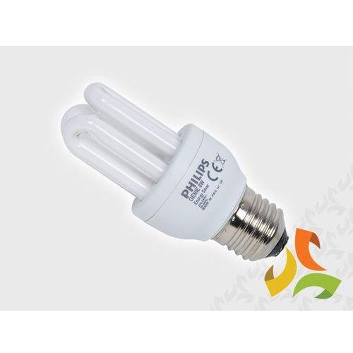 Świetlówka energooszczędna PHILIPS 8W (40W) E27 GENIE - produkt z kategorii- świetlówki
