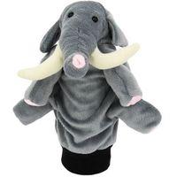 Pacynka do zabaw w teatrzyk - słoń