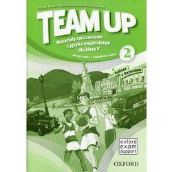 Team Up 2 Materiały ćwiczeniowe z języka angielskiego dla klasy 5 - Praca zbiorowa (kategoria: Nauka język
