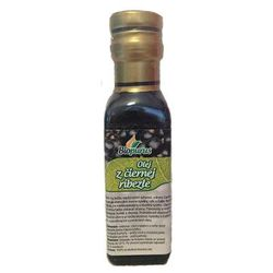 Olej z czarnej porzeczki BIO 100ml z kategorii Oleje, oliwy i octy