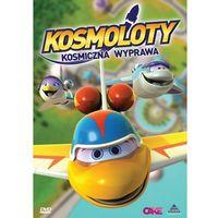 Cass film Kosmoloty. kosmiczna wyprawa (dvd) - dostawa zamówienia do jednej ze 170 księgarni matras za darmo